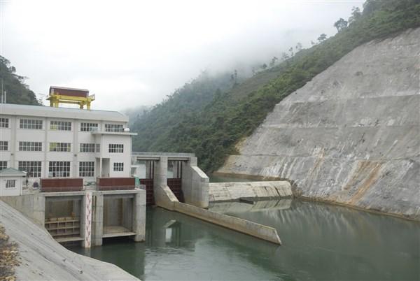 Nhà máy thủ điện Bảo Lâm 3a (ảnh BCB)